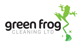 Green Frog Cleaning LTD Logo